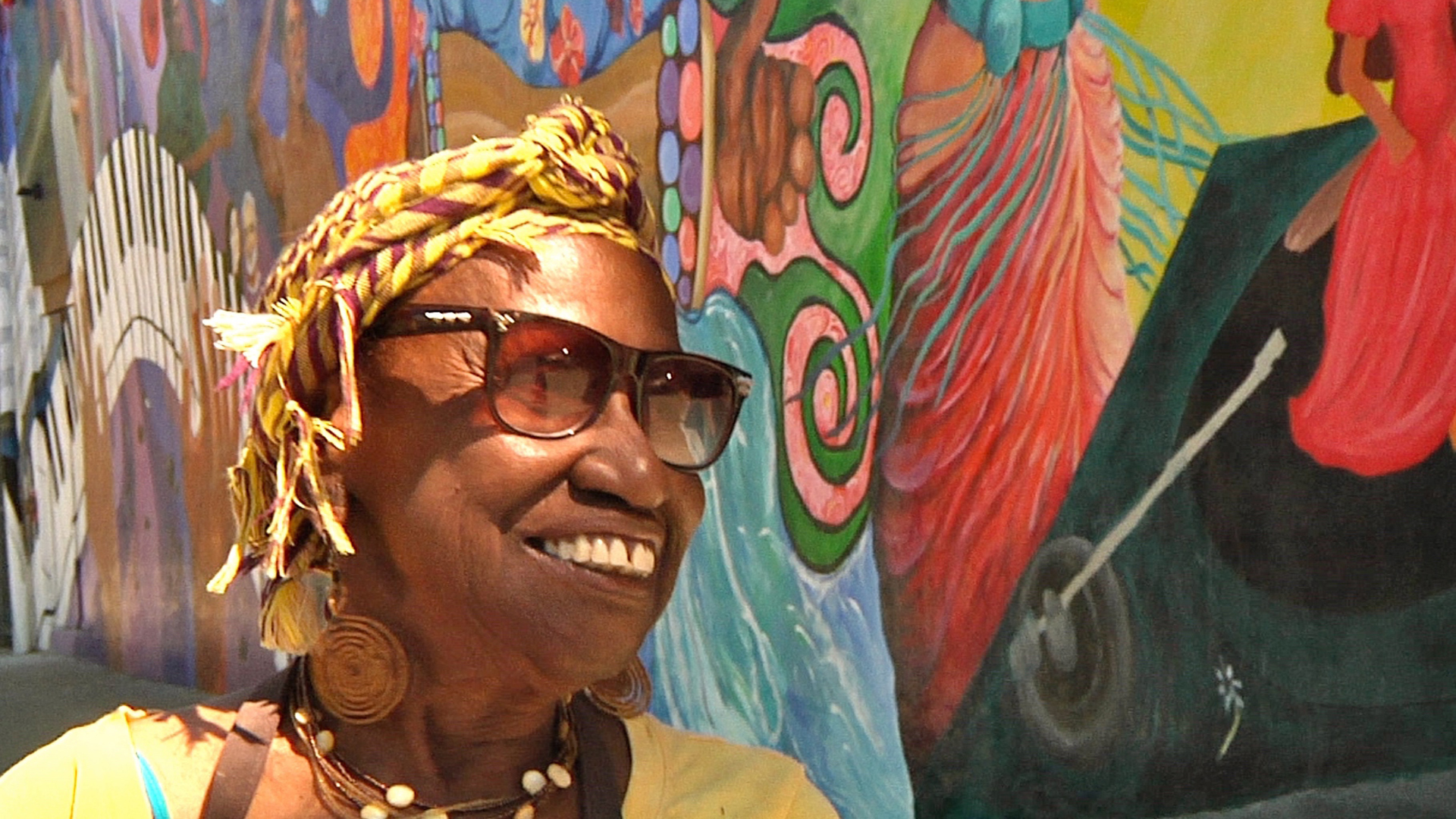 A New Color - The Art of Being Edythe Boone
