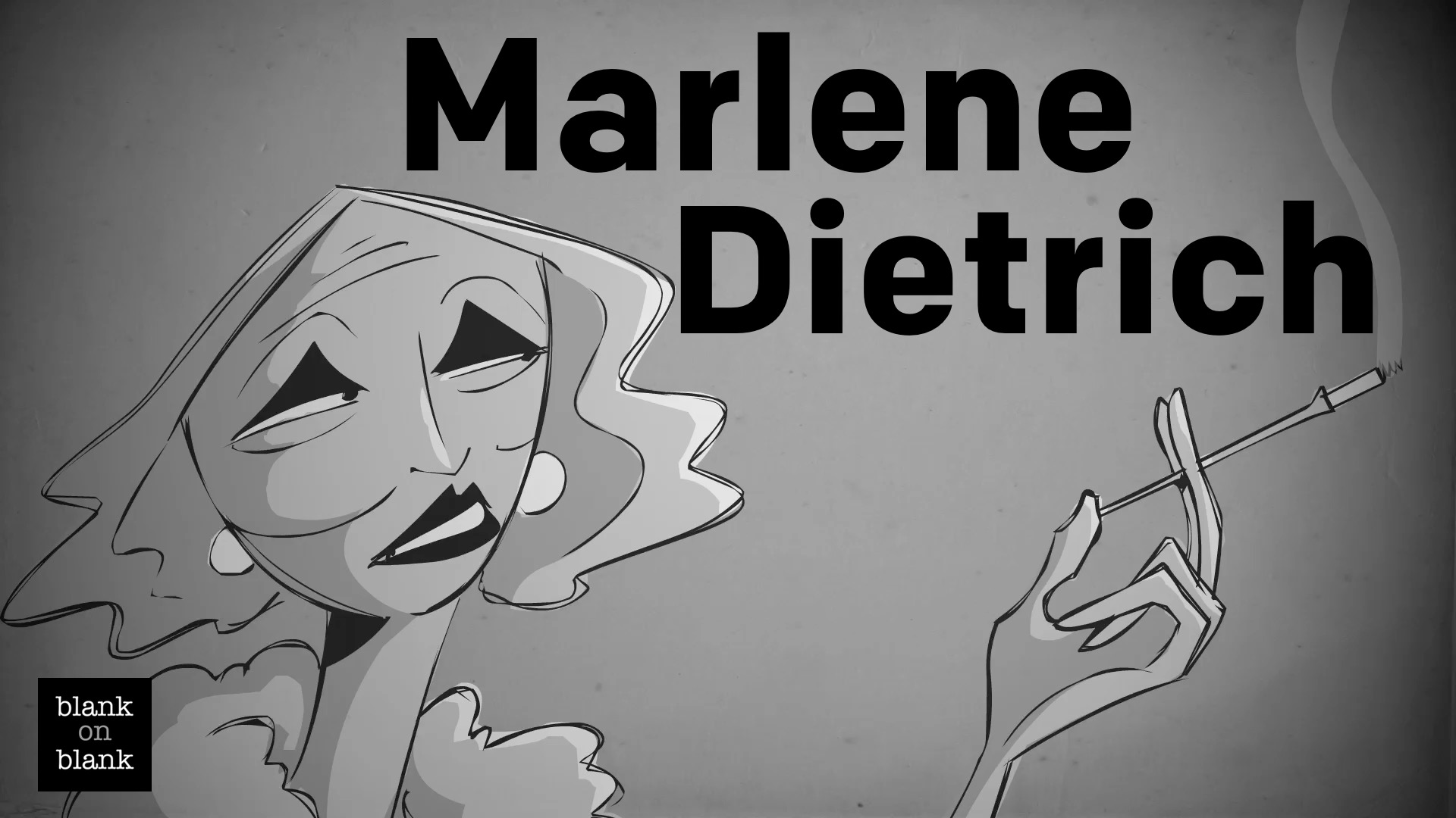 Marlene Dietrich on Sex Symbols