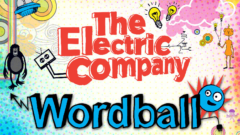 Electric Company Wordball
