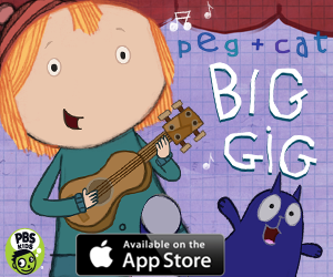 Peg + Cat Big Gig App