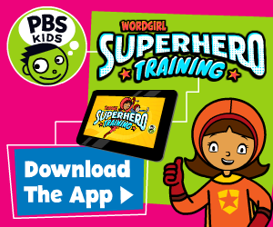 WordGirl Super Hero Training