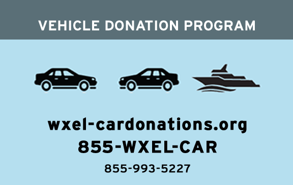 WXEL'S VEHICLE DONATION PROGRAM