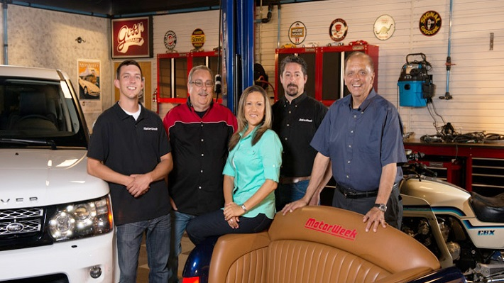MotorWeek - Television's Original Automotive Magazine