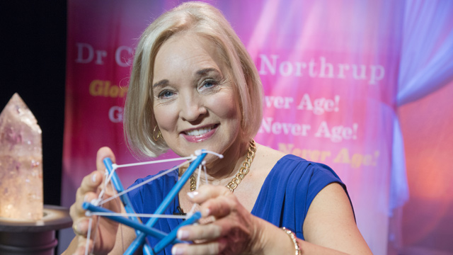 Dr. Christine Northrup: Glorious Women Never Age