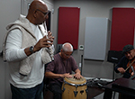 The joy of performing brings together the talented musicians of Los Angeles ensemble Cuba L.A.