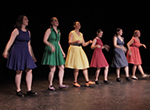 Meet the members of the Columbus tap-dance company Movement Afoot