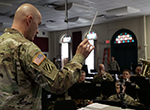 Meet the soldier musicians of the 323D Army Band at historic Fort Sam Houston in San Antonio, Texas