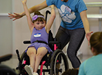 Ballet Moves offers classes to Cincinnati children and young adults with Down syndrome and cerebral palsy