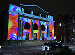 BLINK transforms downtown Cincinnati with light displays and interactive exhibits
