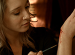Travel to Columbus to meet special-effects makeup artist Janae Smith