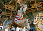 Travel to New York City for a ride on Jane's Carousel - a lovingly restored, historic jewel that once called Youngstown, Ohio home
