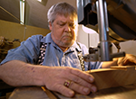 Cincinnati woodworker Jeff Vollmer reveals some of the secrets of his puzzle boxes