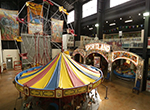 The magic of the midway is celebrated at the Showmen's Museum near Tampa, Florida