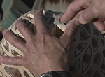 Colorado artist Greg Vigil shares his woodworking process