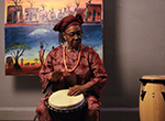 Also known as Mama Fasi, Ohio Heritage Fellow Linda Thomas Jones shares her passion for African drumming