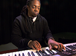 There's nothing old-fashioned about the sound of Kansas City jazz pianist Eddie Moore
