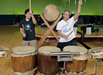 Learn about the art of Japanese drumming from the performers of Tampa Taiko.