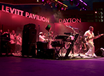 The Levitt Pavilion Dayton prepares for their second season of free outdoor concerts.