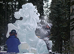Travel to Detroit to meet world champion ice sculptor Tajana Raukar
