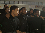 Music creates a bond of brothers for the vocalists of Detroit's Vision Male Ensemble.