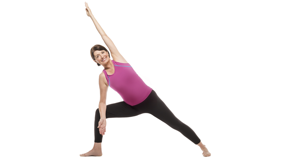 Easy Yoga for Diabetes with Peggy Cappy