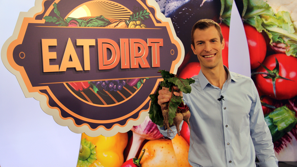 Eat Dirt with Dr. Josh Axe