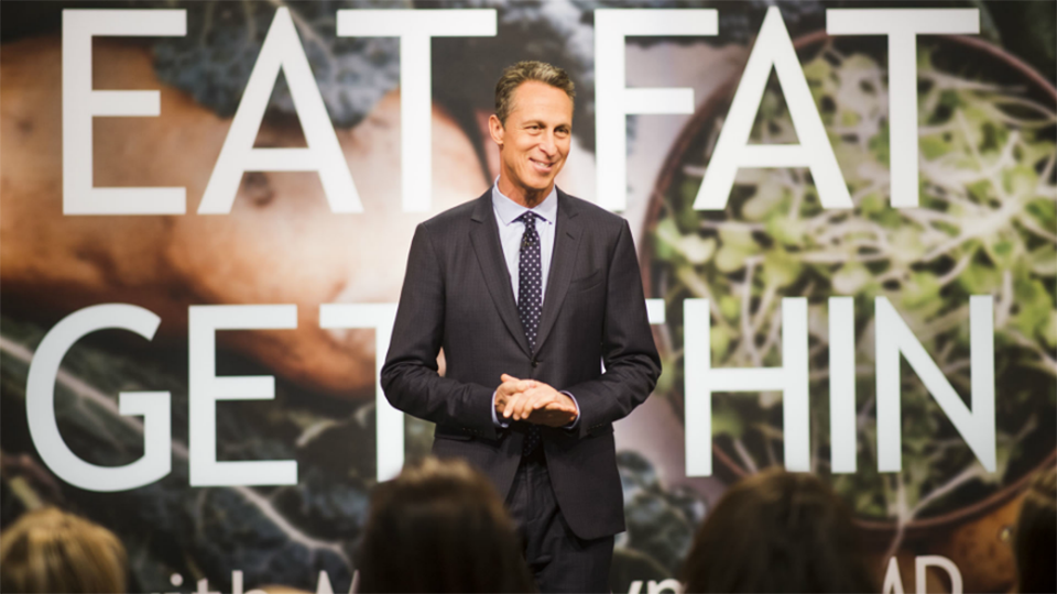 Eat Fat, Get Thin with Dr. Mark Hyman