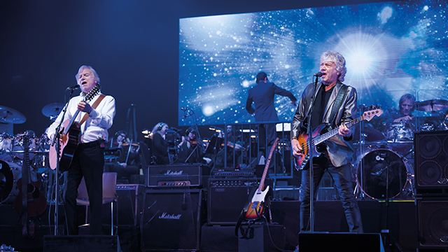Great Performances - Moody Blues: Days of Future Passed Live
