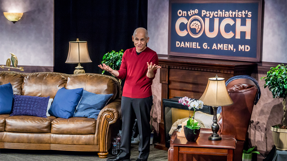 On the Psychiatrist's Couch with Daniel Amen, M.D.
