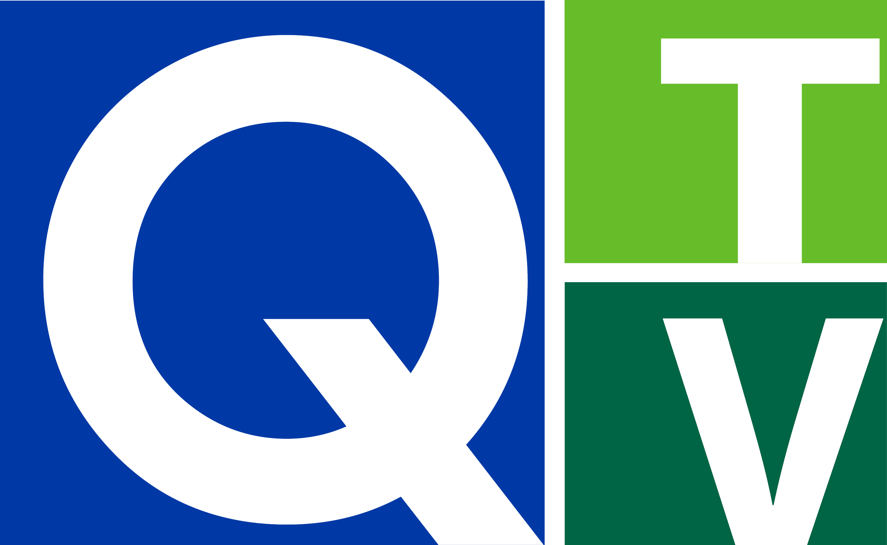 Q-TV Logo without Delta College Name