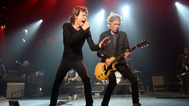 The Rolling Stones: Sticky Fingers at the Fonda Theatre