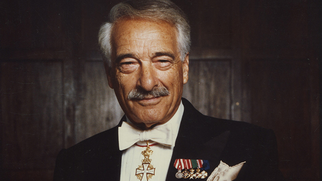 Victor Borge: 100 Years of Music & Laughter!
