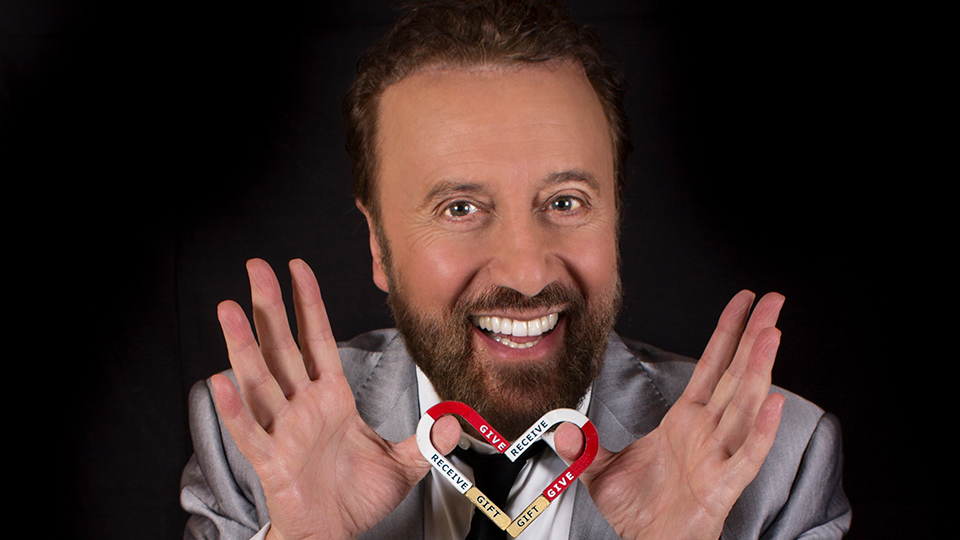 Yakov Smirnoff's Happily Ever Laughter: The Neuroscience of Romantic Relationships