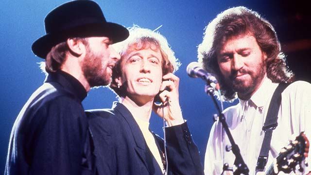 The Bee Gees One for All Tour: Live In Australia 1989