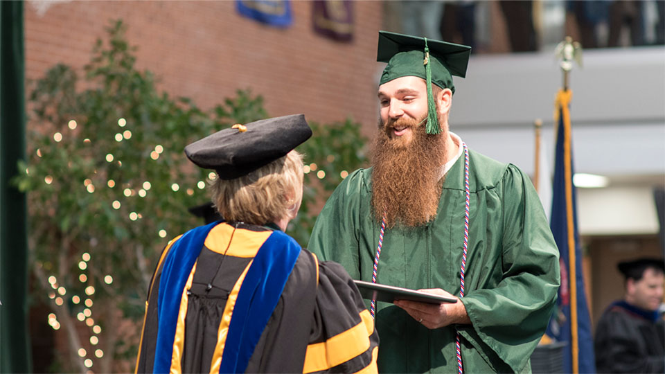 Delta College Commencements on Q-TV