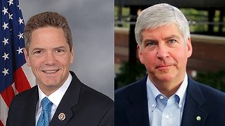 Town Hall with Gov. Rick Snyder and Rep. Mark Schauer