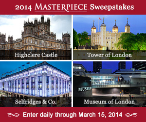2014 Masterpiece Sweepstakes