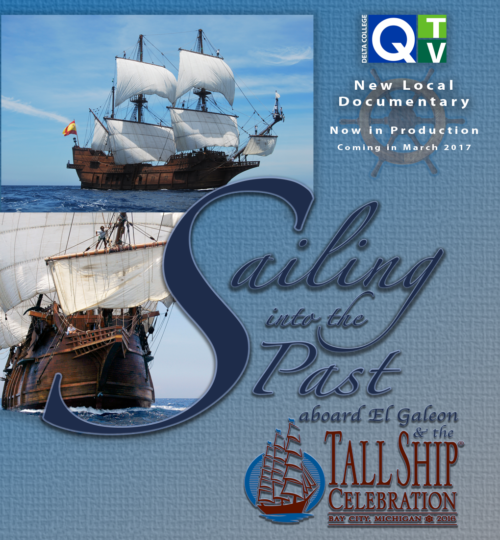 Sailing Into the Past - Coming in March 2017