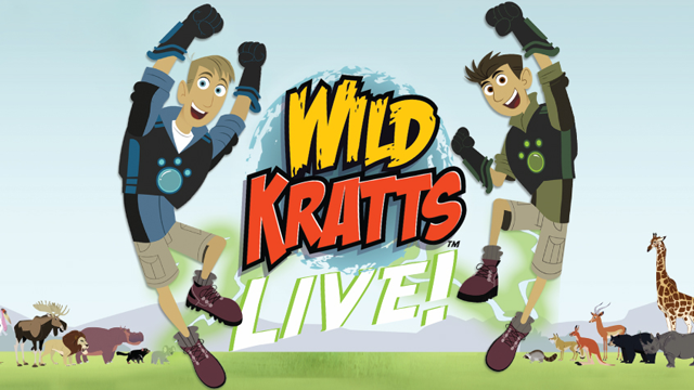 Wild Kratts Live at the Dow Event Center