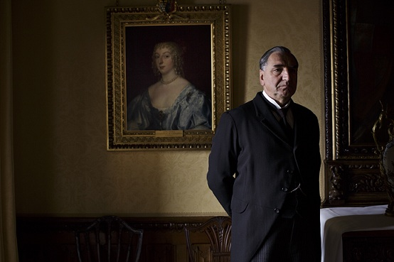 Checking In on Downton Abbey