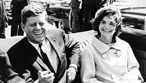 Remembering JFK