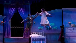Peter Pan with the Milwaukee Ballet
