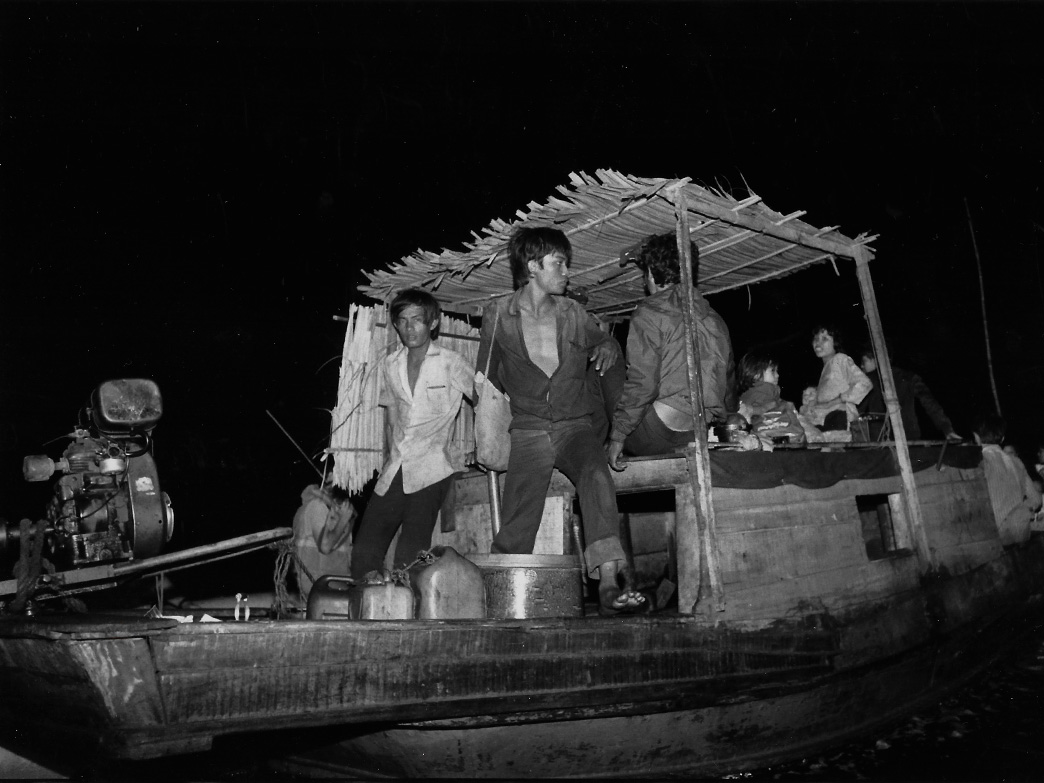 First Days: Voices of Vietnamese Refugees