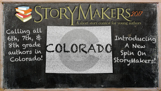 StoryMakers - Last Day to Submit Your Stories!