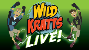Wild Kratts Live in Southern Colorado