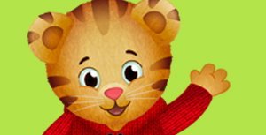 Take A Walk with Daniel Tiger