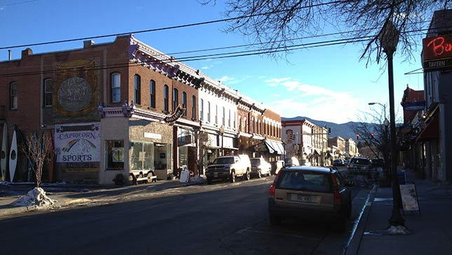 Salida's Creative District is home to 100 creative enterprises in 23 blocks.