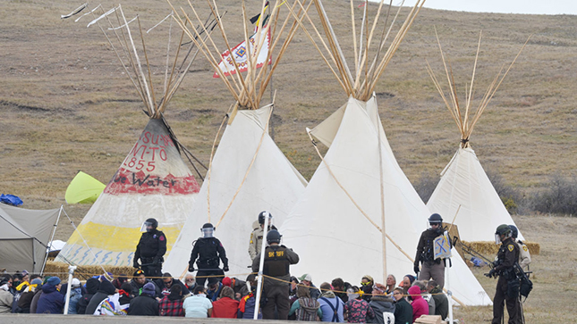 Beyond Standing Rock: Thursday, March 2 at 7pm