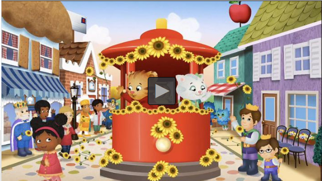 It's Neighbor Day! | Daniel Tiger's Neighborhood