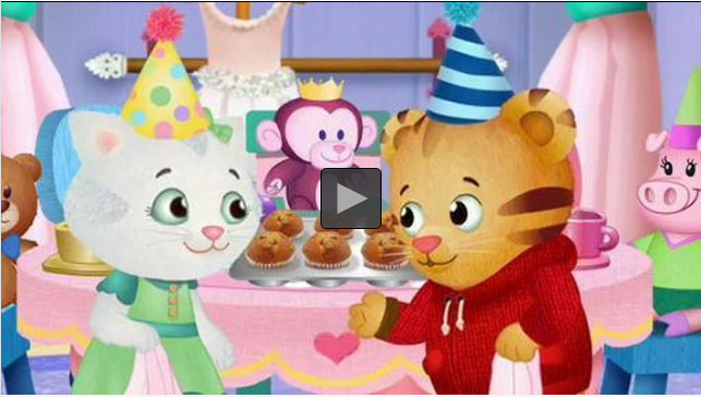 Friends Help Each Other | Daniel Tiger's Neighborhood